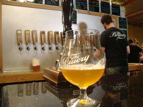 The Bruery's Humulus Rice