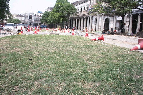 Dateline Connaught Place - CP Goes Grassy