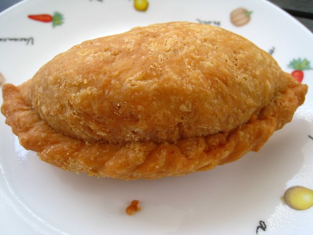 Lagoon Chicken Curry Puffs @ East Coast Lagoon Food Village ...
