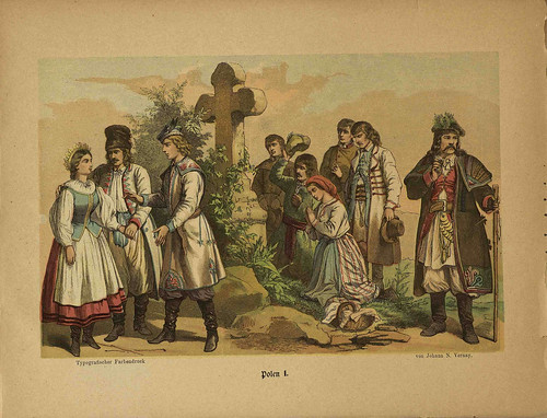 Oesterr-Ungarische Nationalitäten (Polen I)