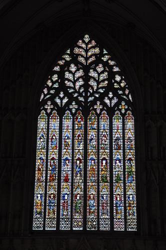 Huge Medieval Windows