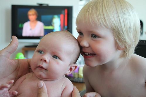 TV och barn