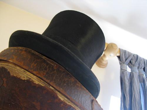 Babbage's hat!