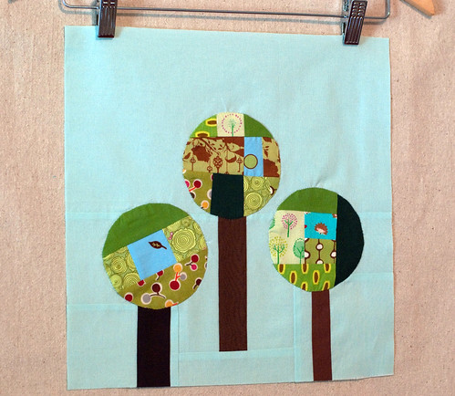29/60 blocks of summer :: christy's second tree block