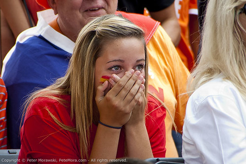 2010 World Cup: Shock