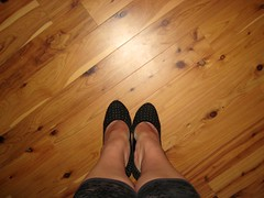 Day 40 - Singly satisfied in an engaged world (three65) Tags: shoes heels cypress forever21 shoeblog foreverxxi three65 gingerbertrand