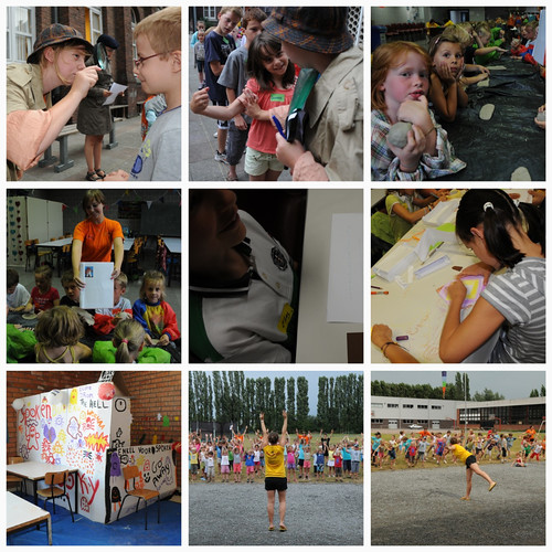 1ste kampdag, zomer 2