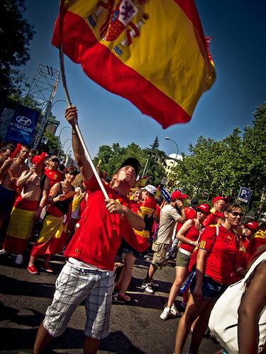 España campeona del mundo.