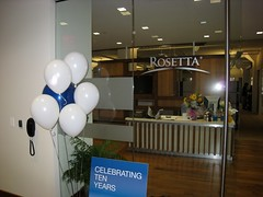 Rosetta Marketing - Corporate Event