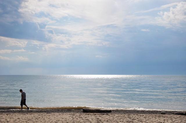 Bayfield Beach