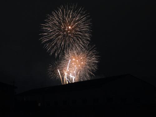 野口保食神社夏祭り(花火大会)-10