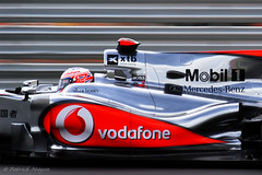 jenson button in action (Patrick Mayon) Tags: sport speed mercedes action f1 silverstone mclaren formulaone mobilephone vodafone panning formule1 formula1 motorsport vitesse jensonbutton britishgp freepractice sportautomobile highlycropped sportmecanique