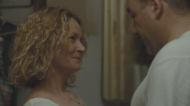 "Melissa Leo, James Gandolfini, ""Welcome to the Rileys"""