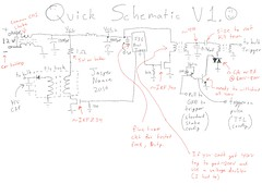 Flash Schematic