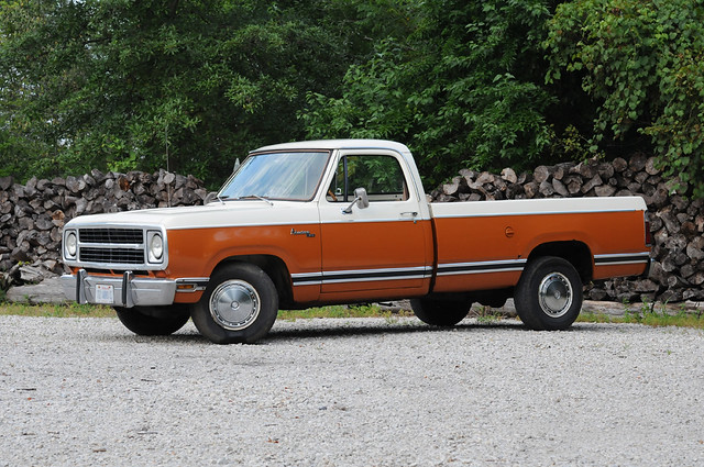 truck wagon power pickup dodge 80 1980 adventurer d150