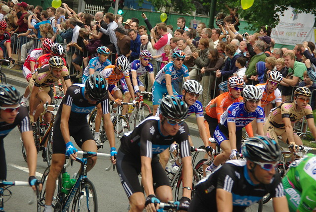 2010 Tour De France in Brussels