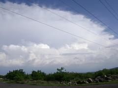 Crece y crece (JustAFriend2005) Tags: storm weather heat tormenta michoacan clima cumulonimbus troposphere lapiedad