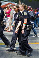 IMG_2310 (eugene.photo) Tags: sanfrancisco california usa june police places sheriff gaypride lawenforcement 2010