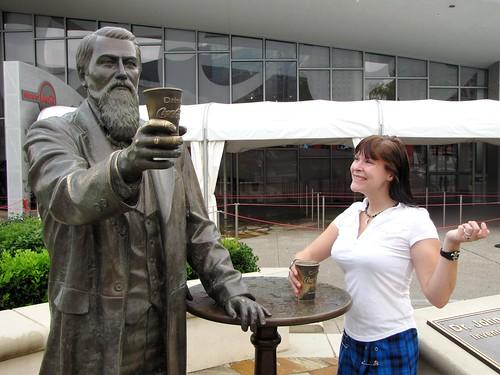 Sharing a Coke with John Pemberton