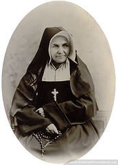 Mother Anastasie Brown (Sisters of Providence) Tags: catholic general ministry superior nun vocation sistersofprovidence spsmw