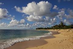 I love Sunset Beach! (Junnn) Tags: ocean sky cloud beach hawaii us oahu wave northshore sunsetbeach canonef2470mmf28lusm 2470l 2470mmf28 canoneos5dmarkii
