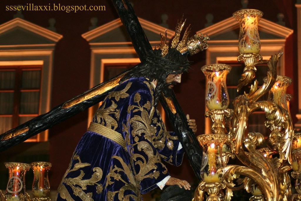 Nuestro Padre Jesús de las Tres Caídas, Viernes Santo 2010