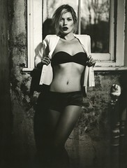 Kate Moss: Basic Instinct by Willy Vanderperre