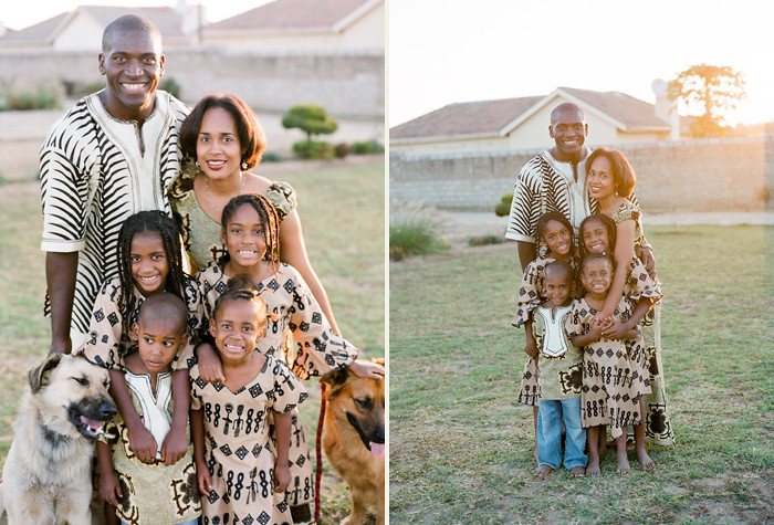 Image of Carr Family