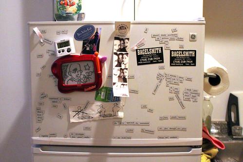 5. fridge