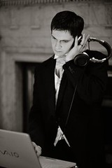 DJ Will. (Photo from 1clickphotography.com)