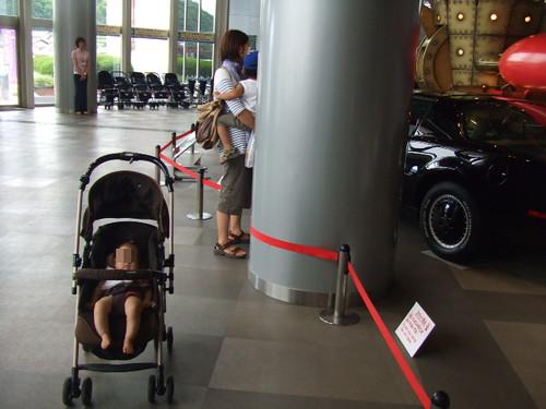 広島市交通科学館 あこがれのヒーローマシーン 画像 17