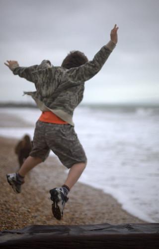 seaside jump