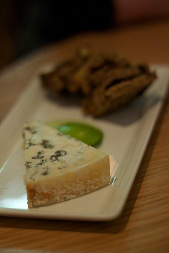bleu des basques sheep's milk blue cheese from spain