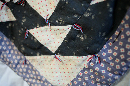 Brimfield Finds - Americana Quilt