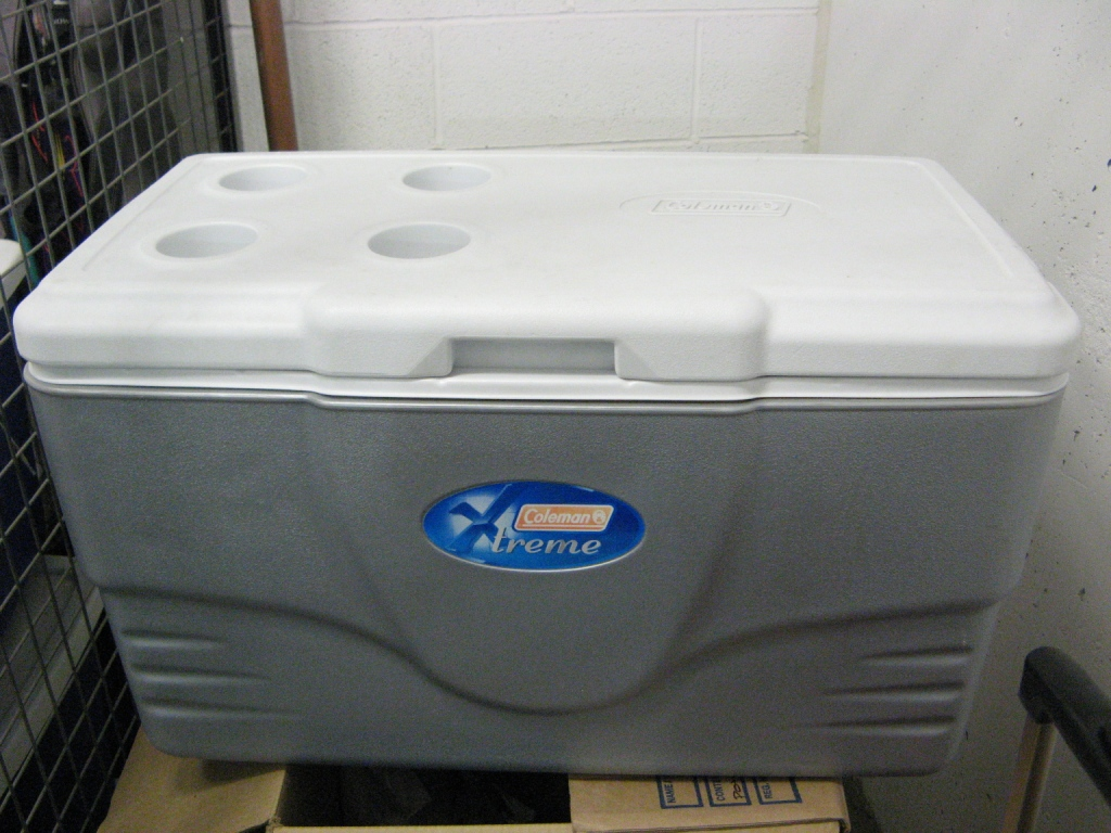 coleman 5 day cooler   day cooler