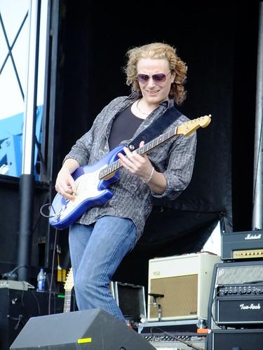 Matt Schofield at Ottawa Bluesfest 2010