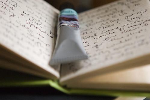 .writing. (by bookgrl)