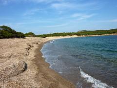 Plage Sud de la presqu'île de Rondinara