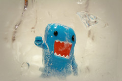 198/365 Frozen Domo (Chris Gritti) Tags: ice frozen domo inside block 365 freezey 198365
