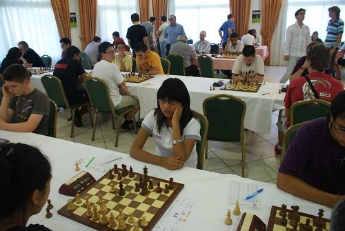 Deysi Cori (PER), campiona mundial sub 16