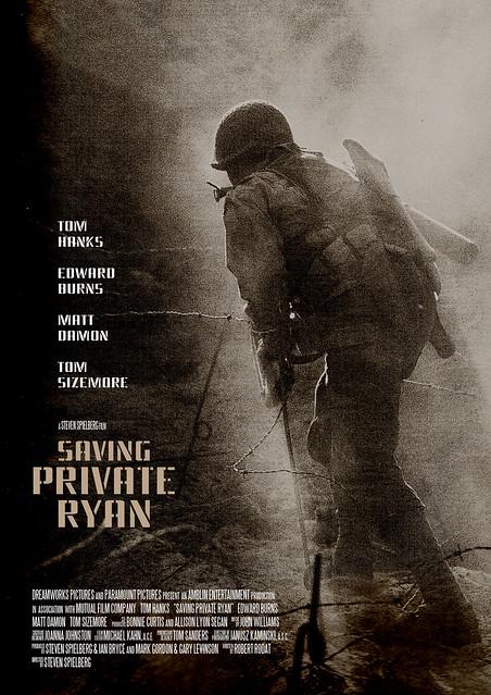 SAVING PRIVATE RYAN by Owain Wilson