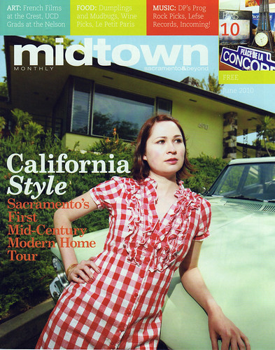 Our House: Cover of Midtown Monthly, June 2010