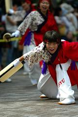 原宿スーパーよさこい2002