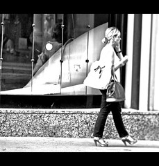 Reflected reality .... (mauromaori) Tags: street true shopping reality mauromaori bolognando physicity