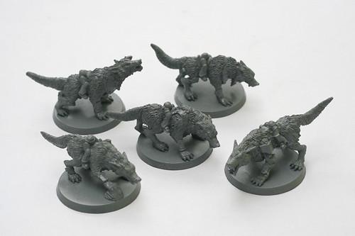 War Wolf Cavalry