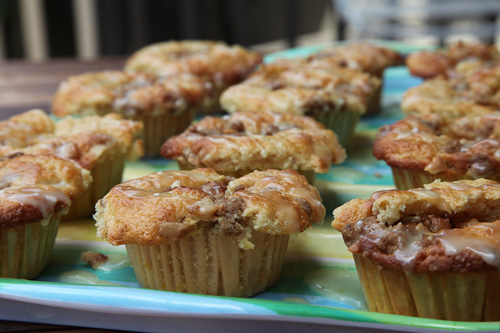 7b1af0c76a9 Hawaii Inspired POM (Pineapple, Orange and Mango) not POG Muffins with  Macadamia Nut Crumb Topping. Also how I fell in love with a tropical island.