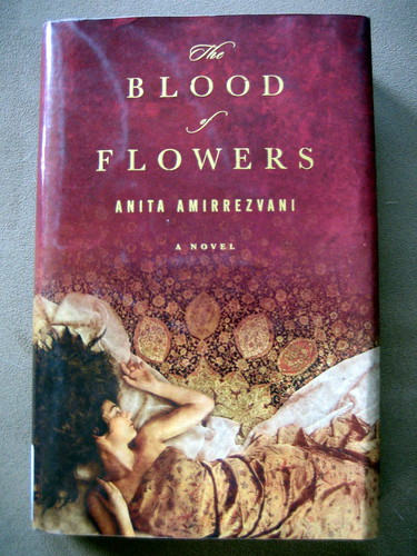 The blood of flowers.
