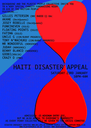 HAITI APPEAL 1