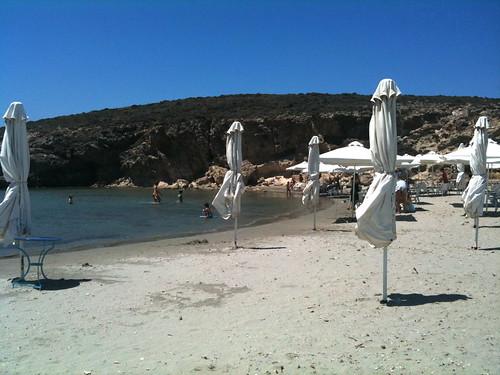 Mikro Fanaraki beach