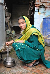 The Orphaned Girl in Pakistan